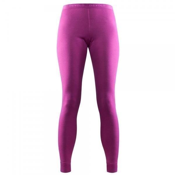 Devold Sport Woman Long Johns Fuksia XL