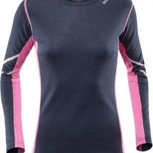 Devold Sport Woman Shirt Sininen/pinkki XL