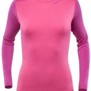 Devold Sport Woman Shirt Vaaleanpunainen L