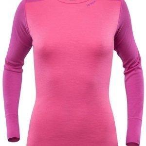 Devold Sport Woman Shirt Vaaleanpunainen M