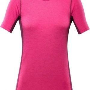 Devold Sport Woman T-Shirt Punainen S