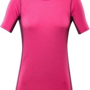 Devold Sport Woman T-Shirt Punainen XS