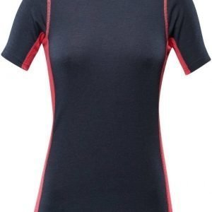 Devold Sport Woman T-Shirt Sininen/punainen M