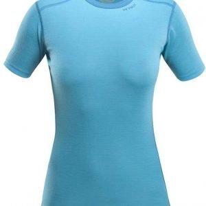 Devold Sport Woman T-Shirt Turkoosi S