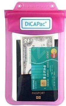 DiCAPac WP-565 pinkki vedenpitävä suojapussi