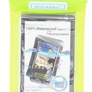 DiCAPac WP-565 vihreä vedenpitävä suojapussi