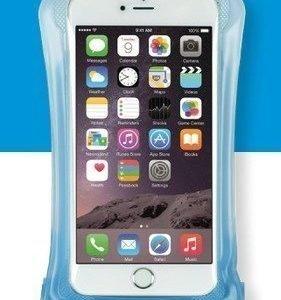 DiCAPac WP-C2 vedenpitävä suojapussi älypuhelimelle sininen