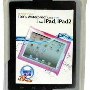 DiCAPac WP-i20 vedenpitävä suojapussi tabletille valkoinen