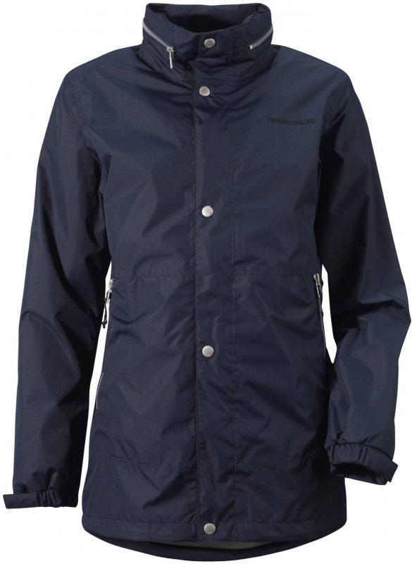 Didriksons Alex Boys Jacket Navy 150