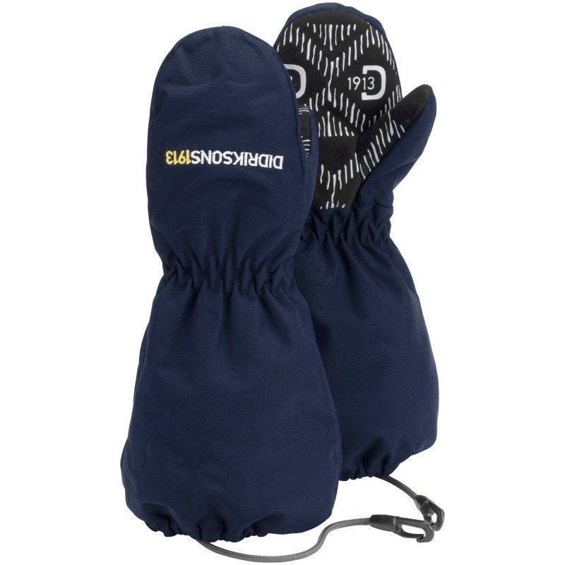Didriksons Algy Kids Mittens 6/8 Navy
