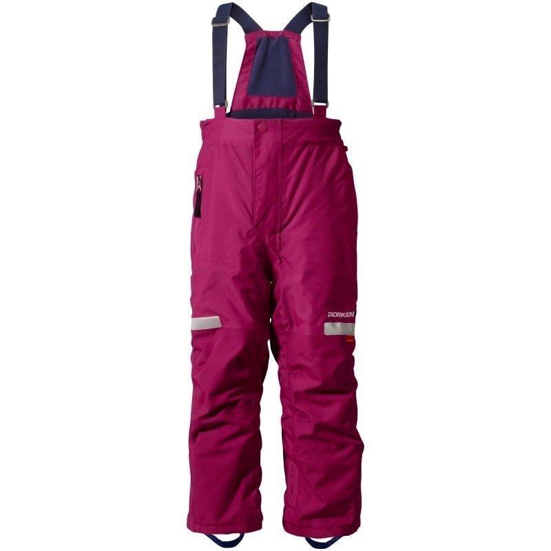 Didriksons Amitola Kids Pants 100 Dark Lilac