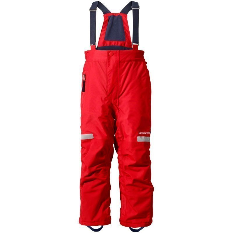 Didriksons Amitola Kids Pants 130 Tomato Red