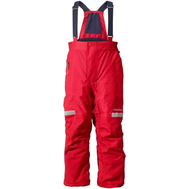 Didriksons Amitola Kids Pants 80 Flag Red