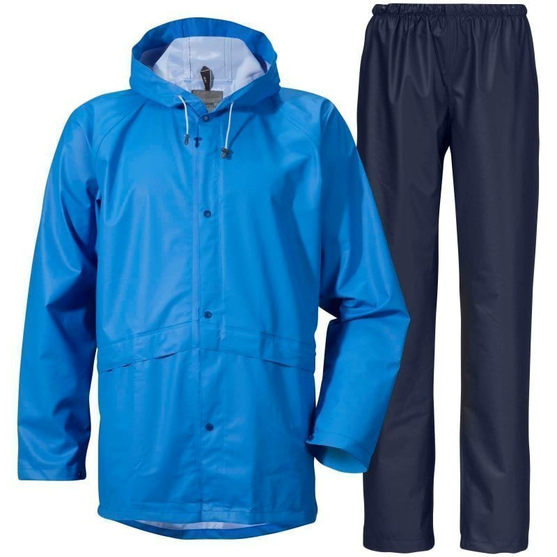 Didriksons Avon Men's Set XXL Aqua Blue