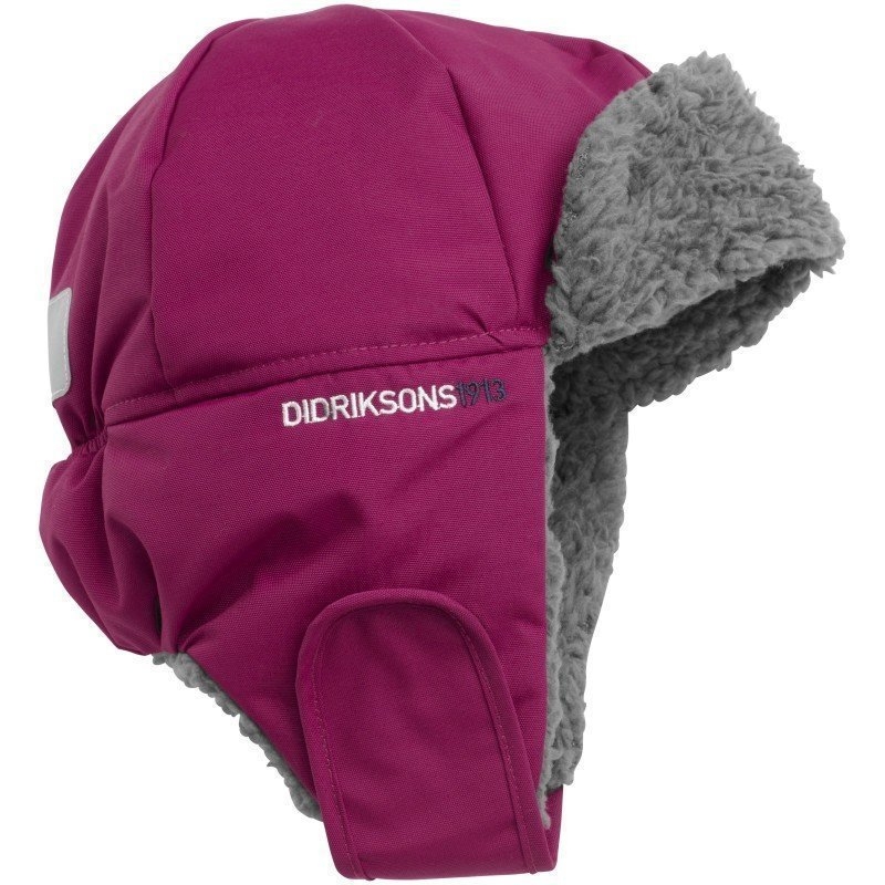 Didriksons Biggles Cap 54 Dark Lilac