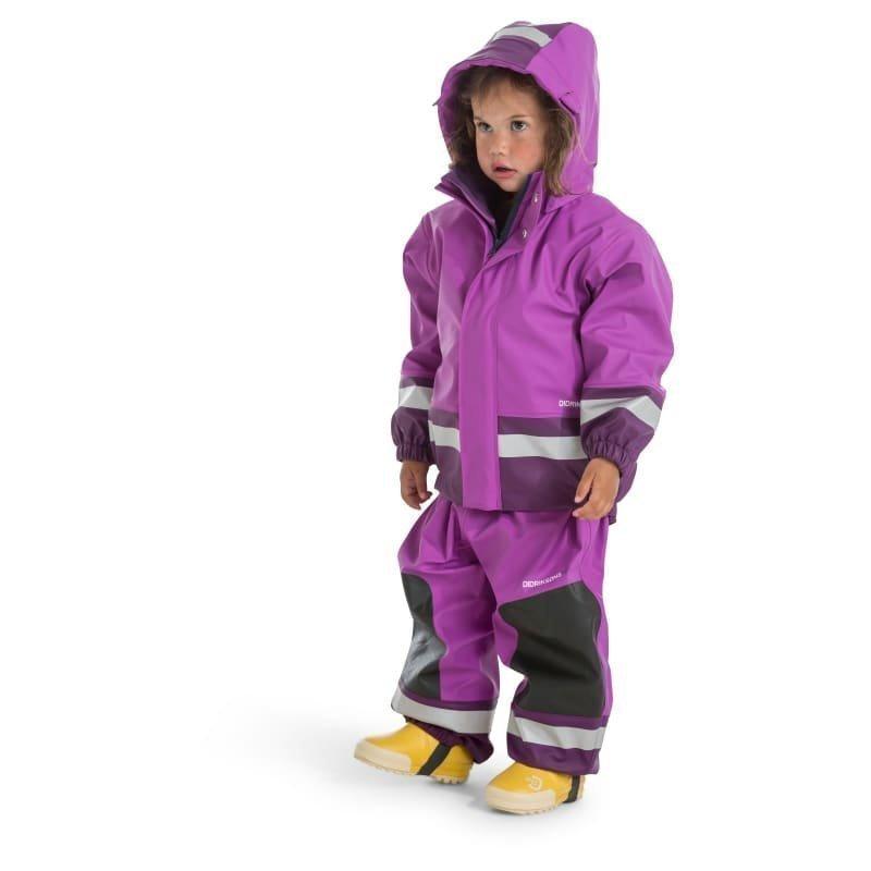 Didriksons Boardman Kids Set 120 Amethyst