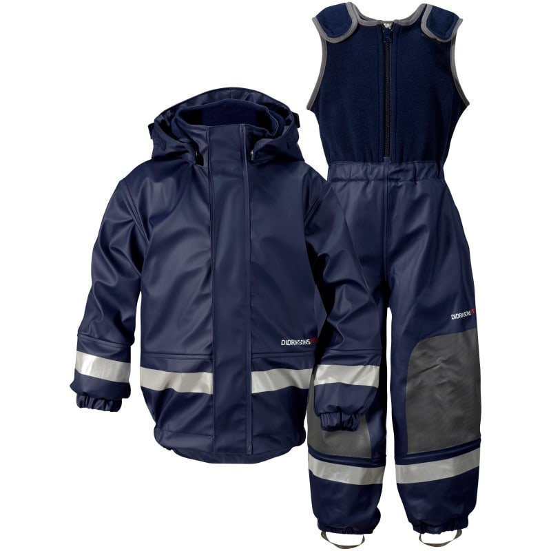 Didriksons Boardman Kids Set 80 Navy