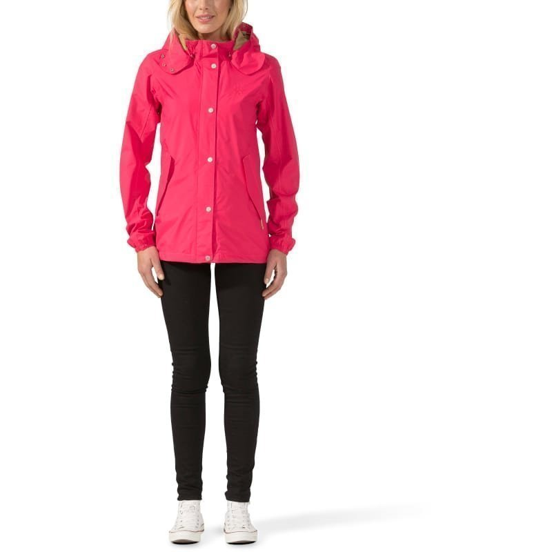 Didriksons Boreal Women's Jacket 44 Bubble Gum