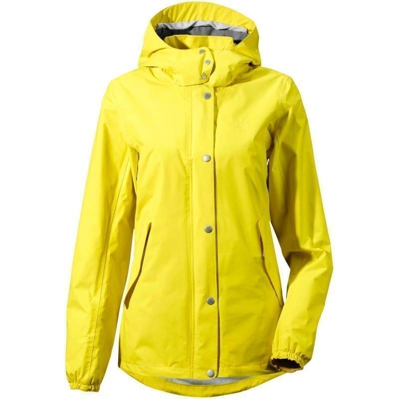 Didriksons Boreal Women's Jacket 44 Gorse