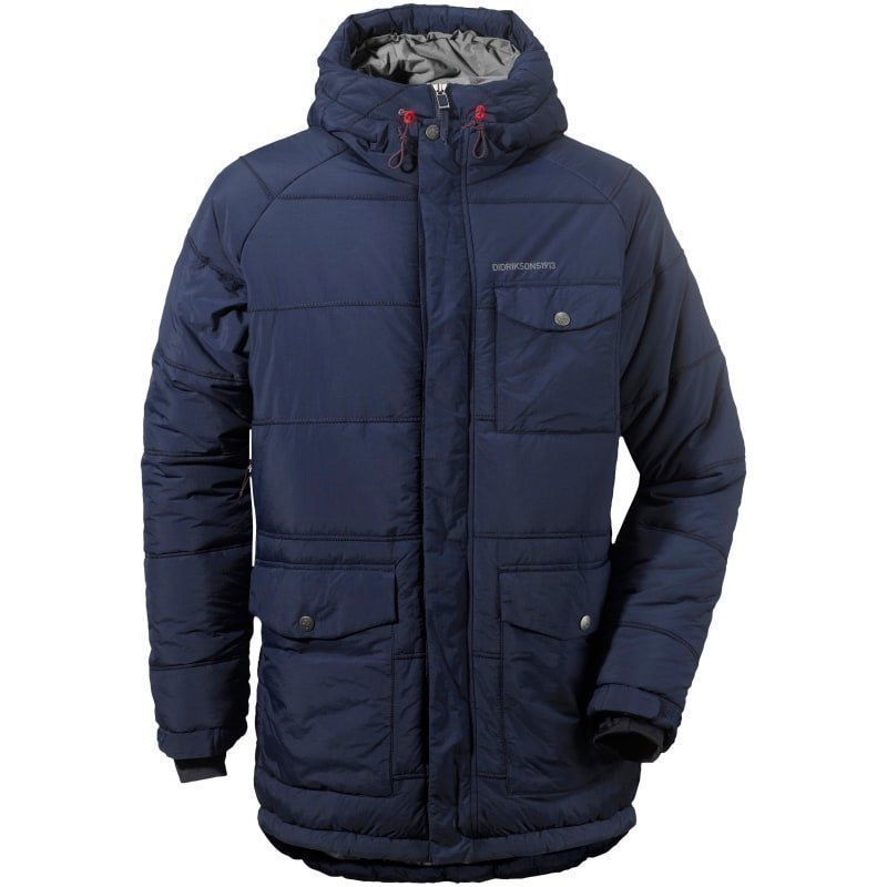 Didriksons Egon Men's Jacket S Navy