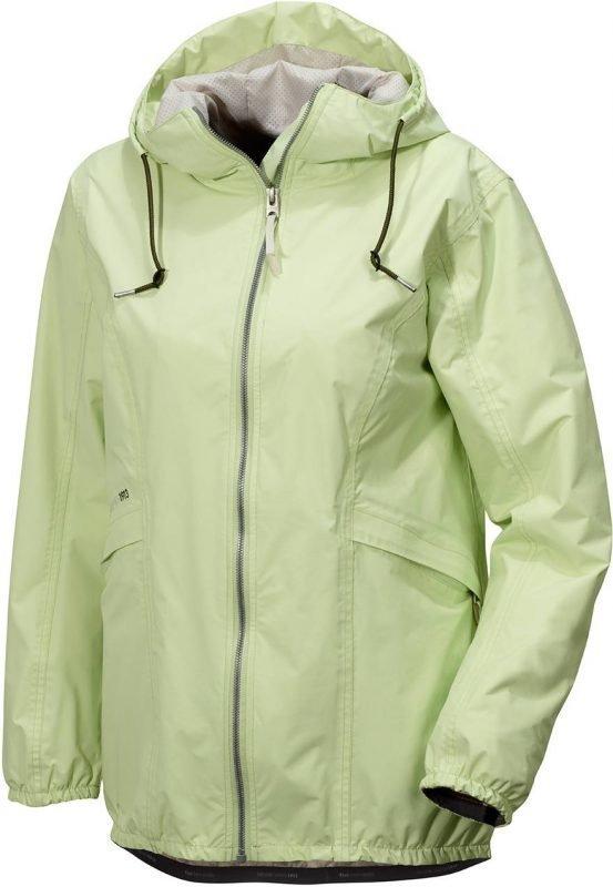 Didriksons Elma Women's Jacket Lime 38