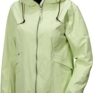 Didriksons Elma Women's Jacket Lime 46
