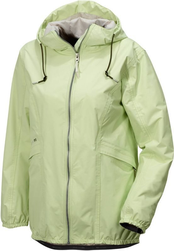 Didriksons Elma Women's Jacket Lime 46