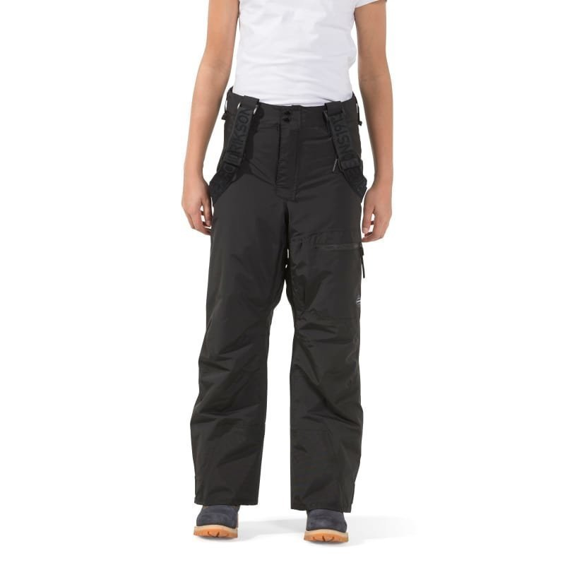 Didriksons Elton Boy's Pants 140 Black
