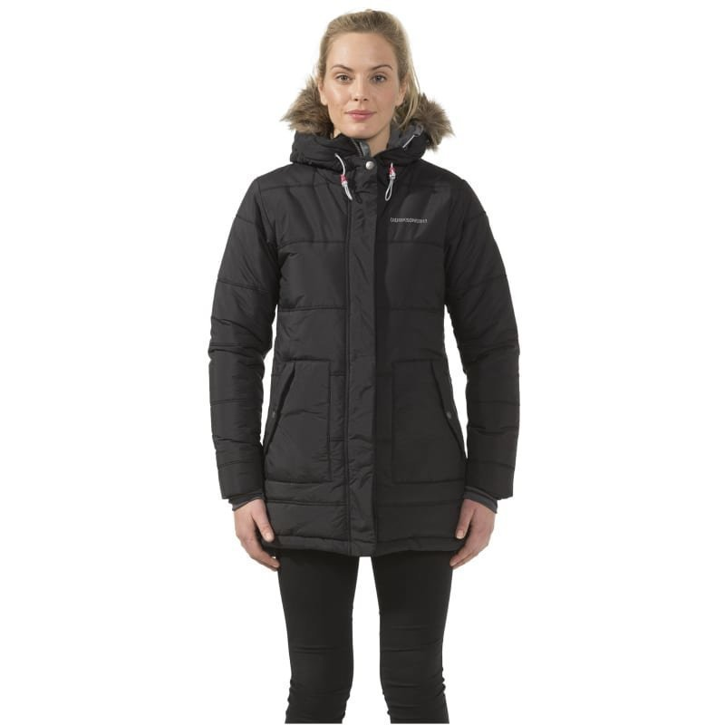 Didriksons Eris Women's Jacket 44 Black