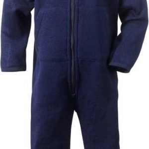 Didriksons Etna Jumpsuit Kid Navy 120