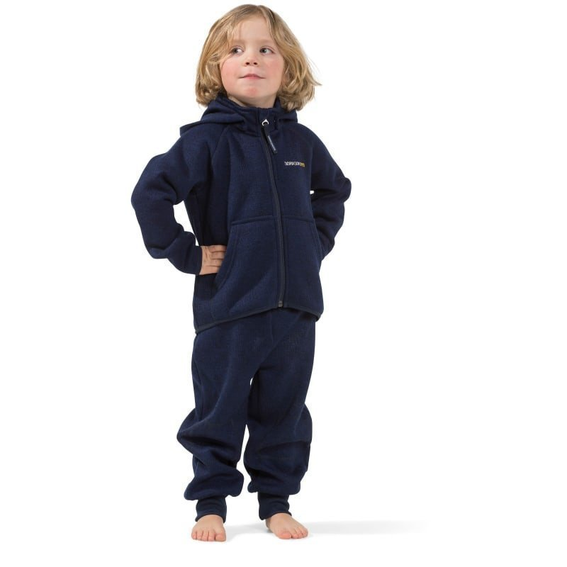 Didriksons Etna Kids Jacket 140 Navy
