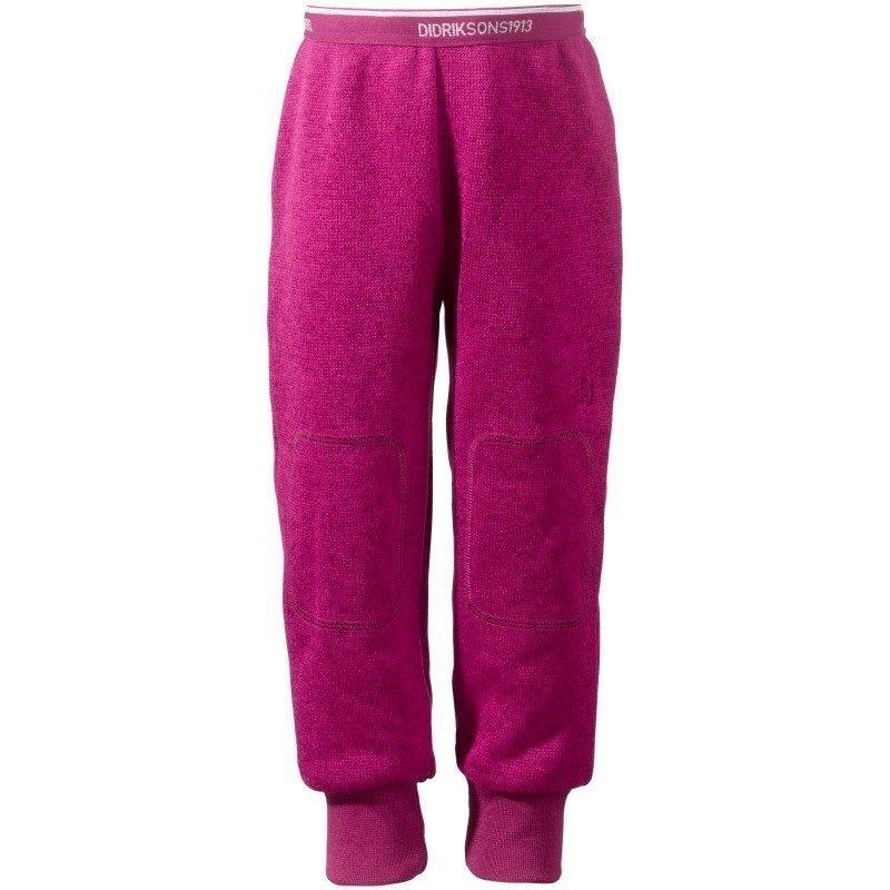 Didriksons Etna Kids Pants 110 Lilac