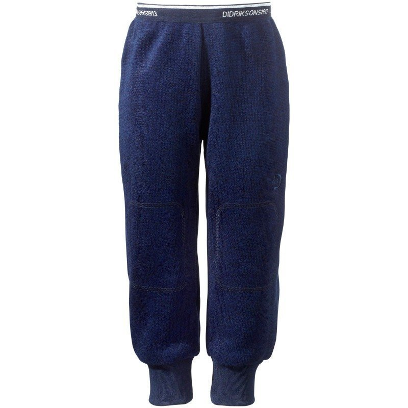 Didriksons Etna Kids Pants 90 Navy