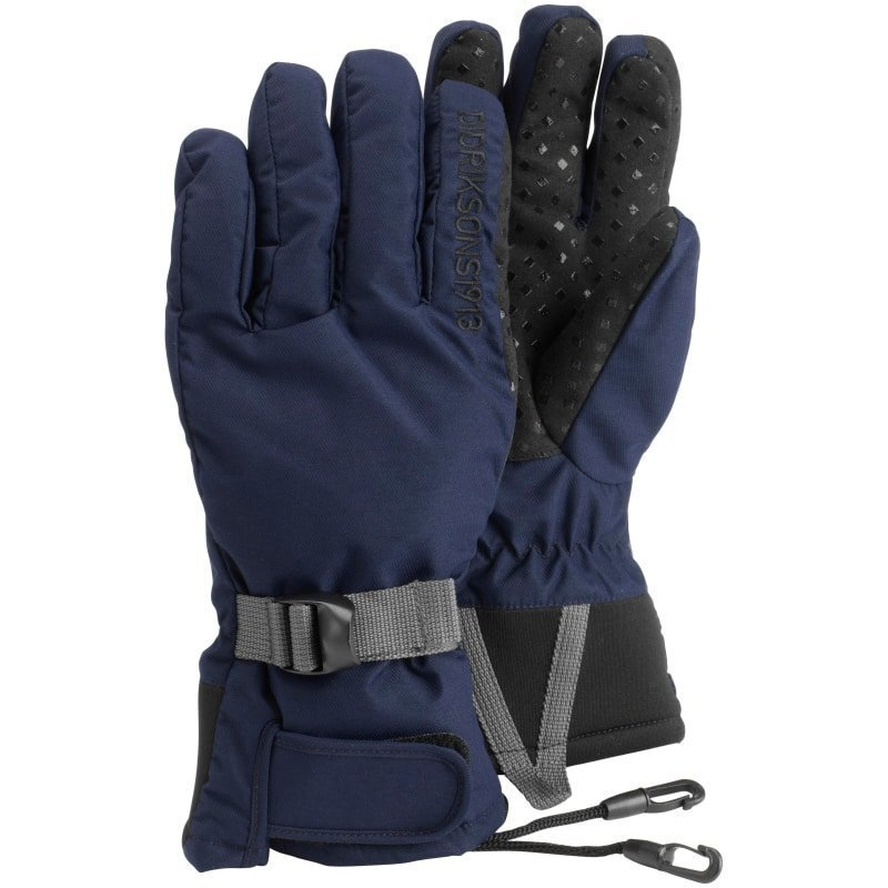 Didriksons Five Youth Gloves 6 Navy