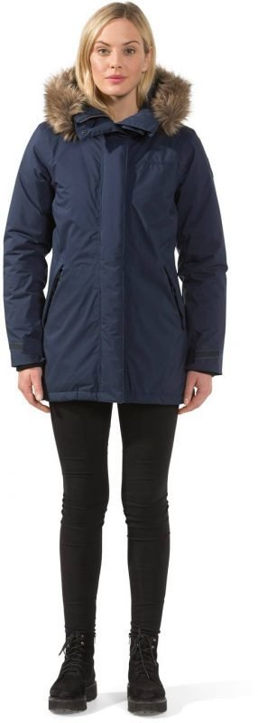 Didriksons Gina Parka Women's Navy 38