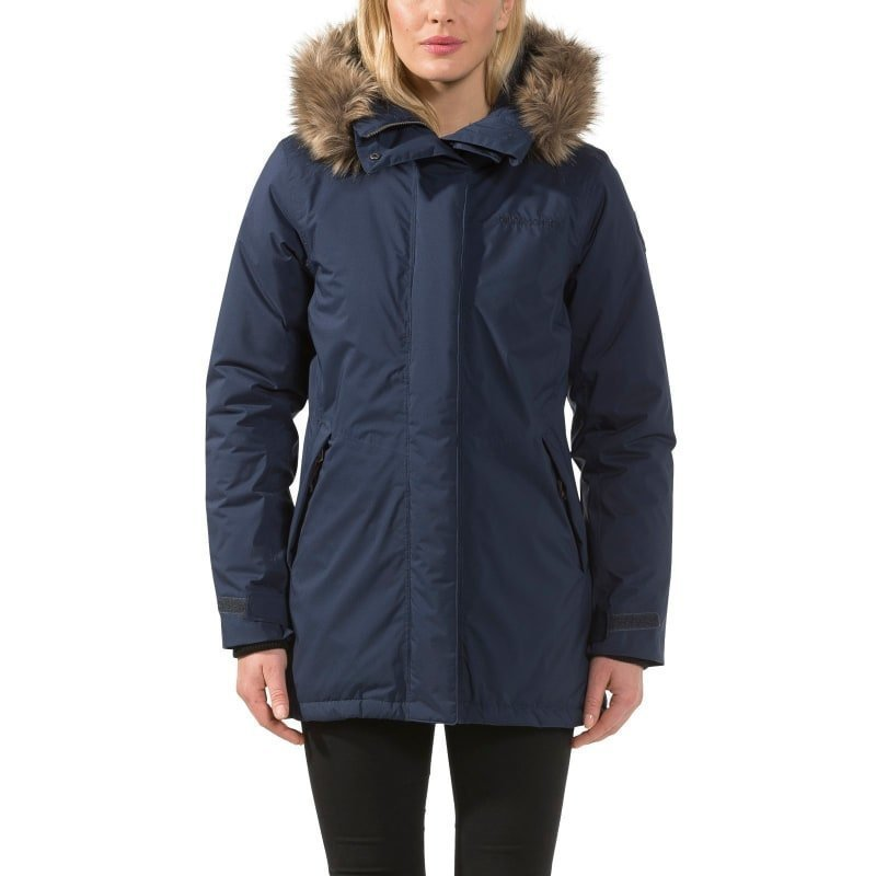 Didriksons Gina Women's Parka 40 Navy