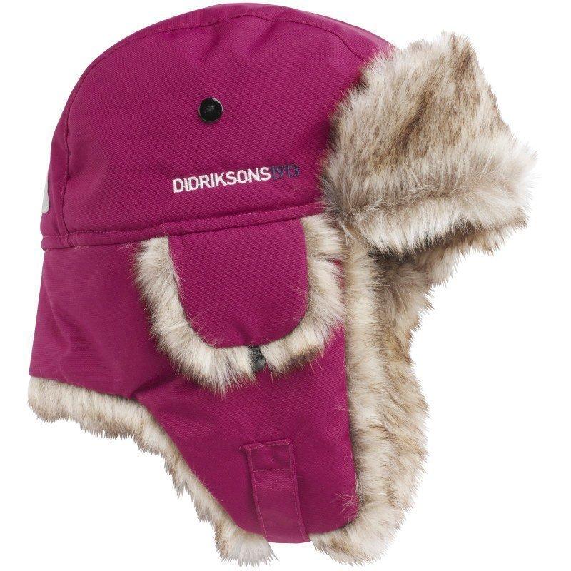 Didriksons Helge Kid's Hat 52 Dark Lilac