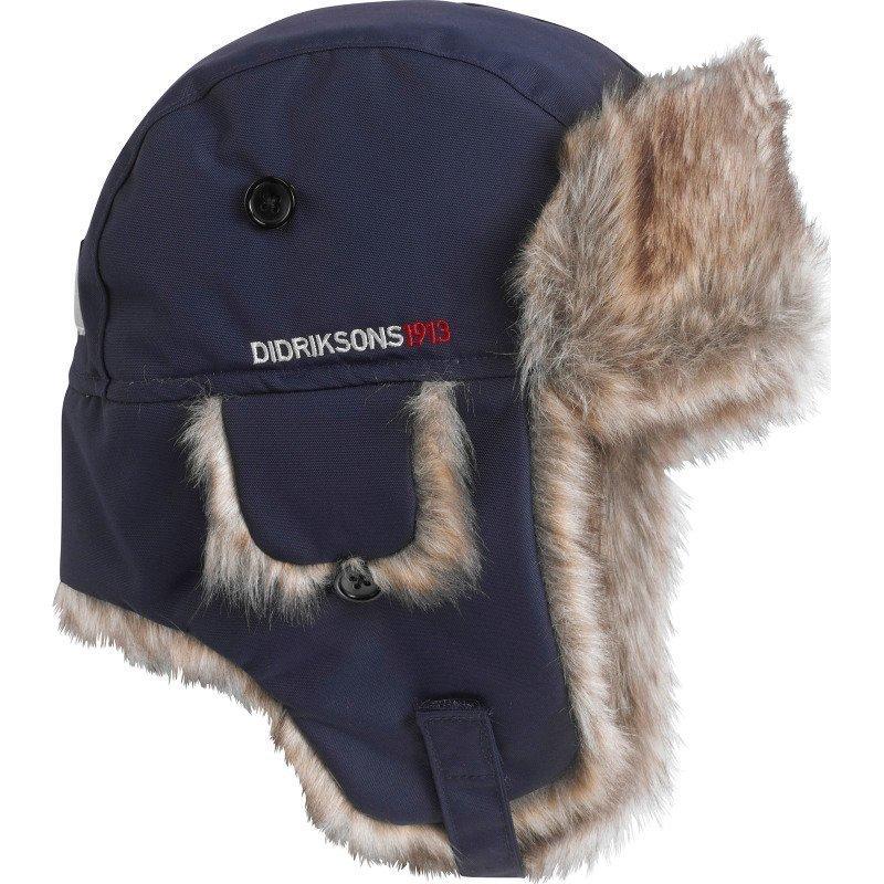 Didriksons Helge Kid's Hat 54 Navy