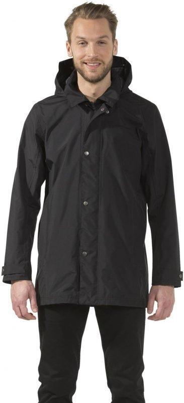 Didriksons Jack USX Coat Musta S