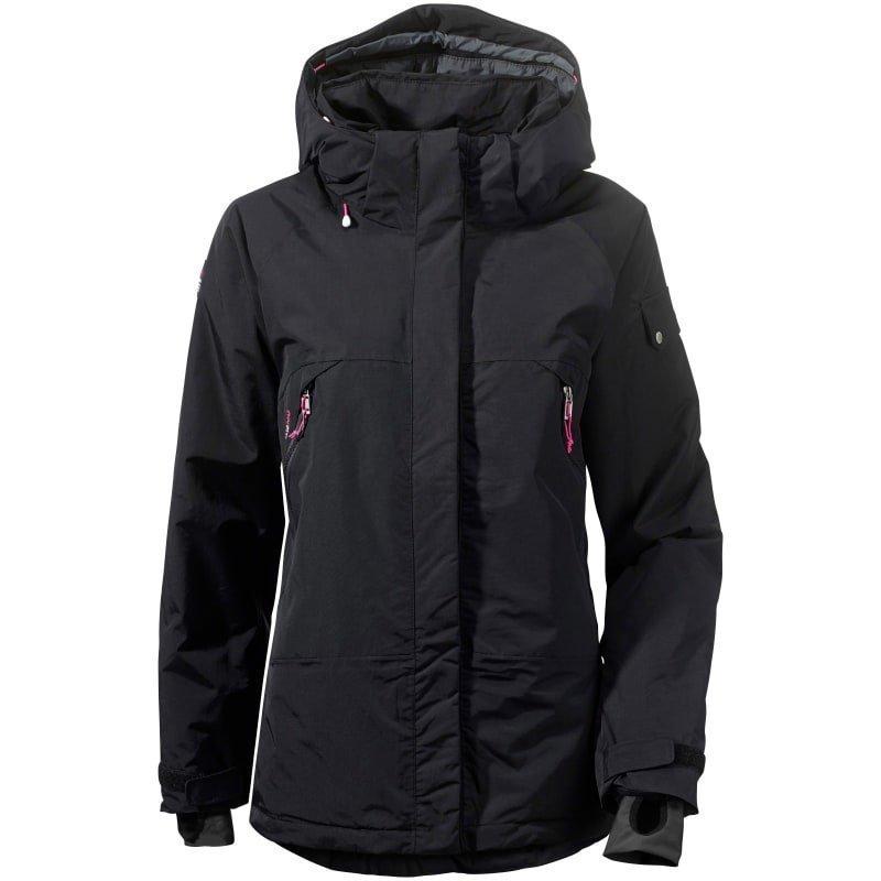 Didriksons Lara Women's Jacket 40 Black