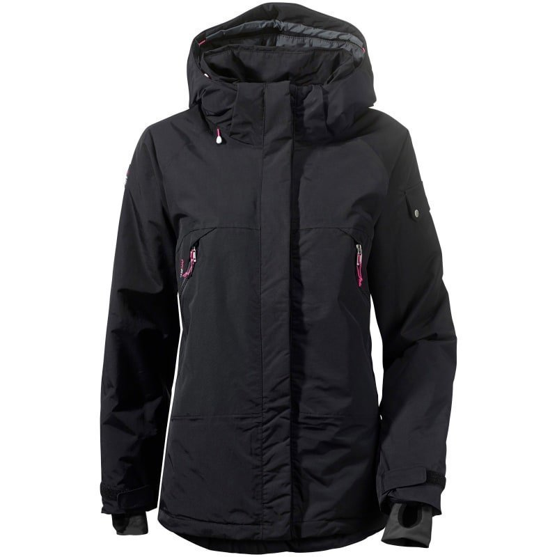 Didriksons Lara Women's Jacket 44 Black