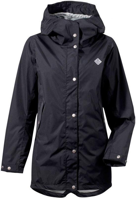 Didriksons Minute Women's Jacket Musta 38