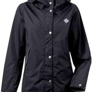 Didriksons Minute Women's Jacket Musta 40