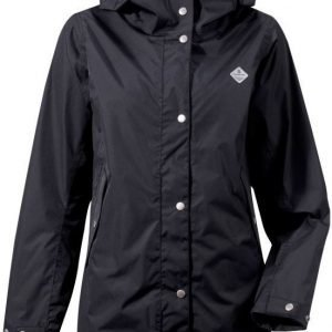 Didriksons Minute Women's Jacket Musta 42