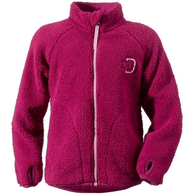 Didriksons Mochini Kids Jacket 120 Dark Lilac