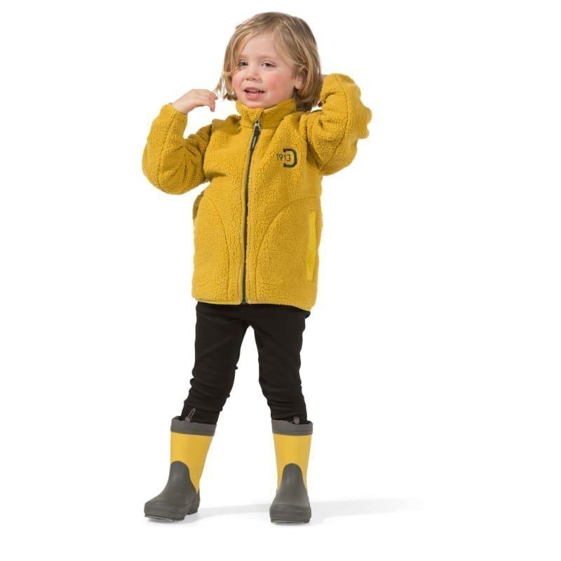 Didriksons Mochini Kids Jacket 90 Sunburst