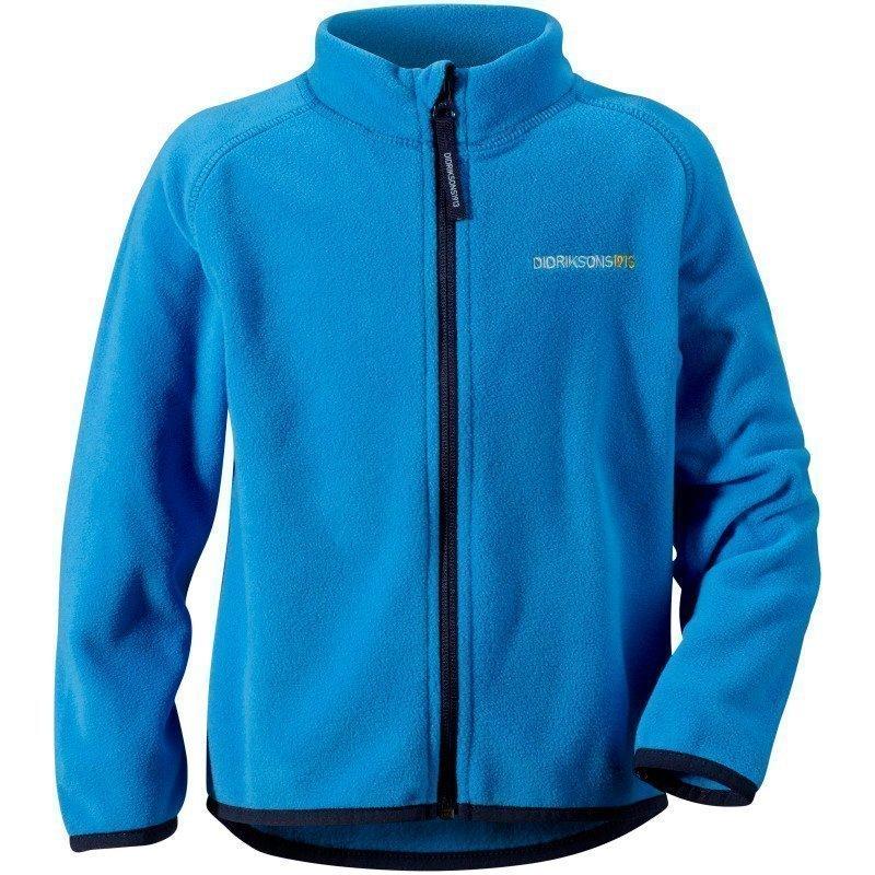 Didriksons Monte Kids Jacket 110 Sharp Blue