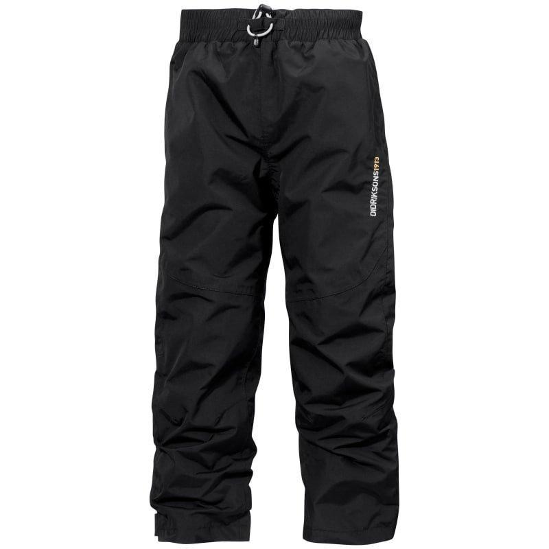 Didriksons Nobi Kids Pants 110 Black