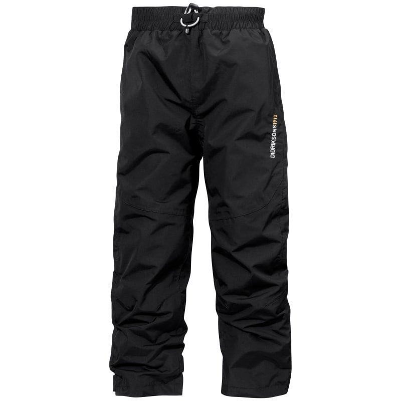 Didriksons Nobi Kids Pants 80 Black