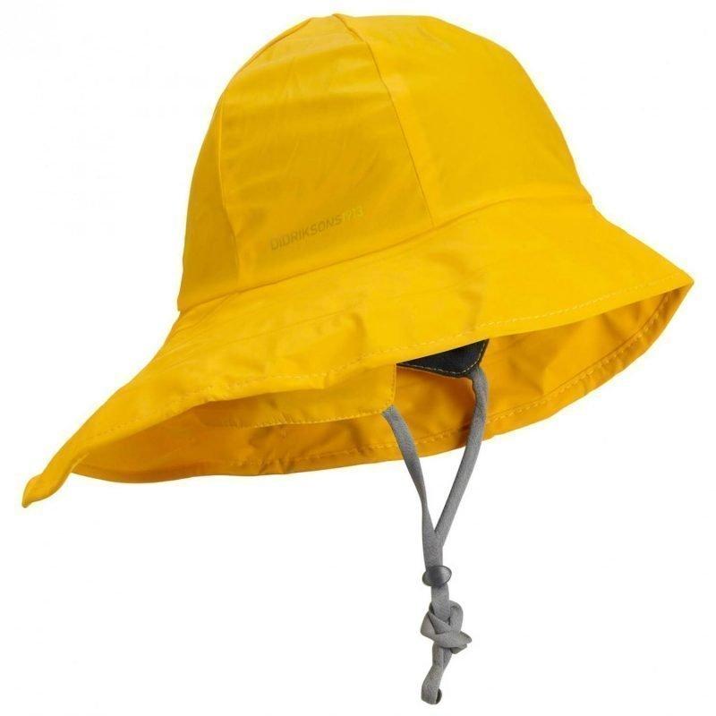 Didriksons Southwest Hat Keltainen XL